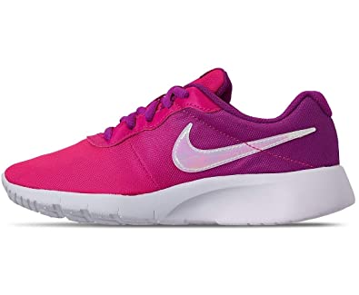3033c92a07 Image Unavailable. Image not available for. Color: Nike Girl's Tanjun Print  Shoe ...