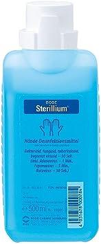 Sterillium Handedesinfektionsmittel 500ml Amazon De Drogerie