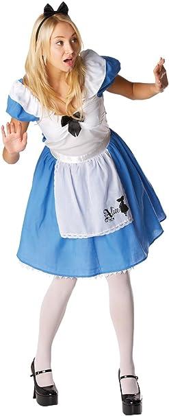Disney - Disfraz de Alicia para mujer, talla L (880151L-KIT ...