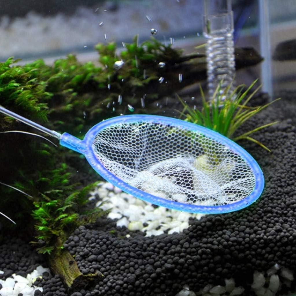 Useful Mix Color Dense Mesh Round Small Pore Fishing,Net^ Super