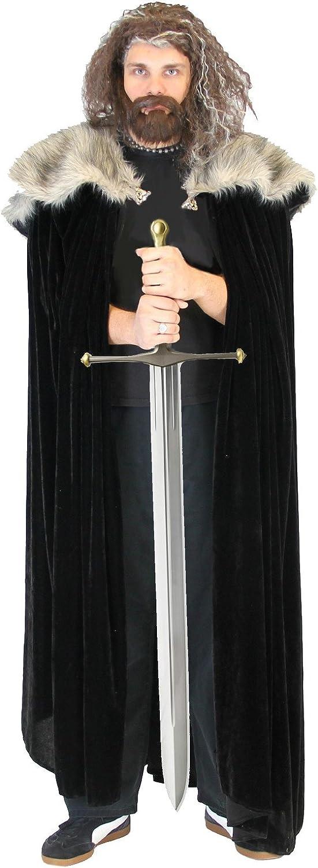 Costume Agent - Capa de pieles de Ned Stark de la serie Juego de ...