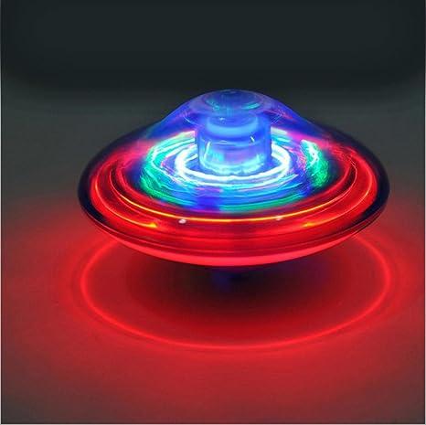fiaya novela corona Gyro luz LED Música intermitente Spinning ...