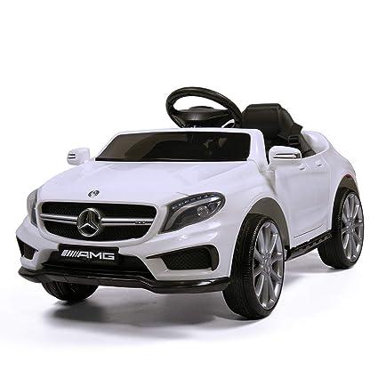 Mercedes Power Wheels >> Amazon Com Bwm Co 6v Kids Ride On Car Battery Power Wheels Mercedes