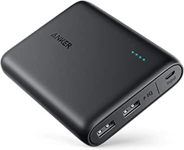 Amazon.com: Anker PowerCore 13000 Portable Charger - Compact ...