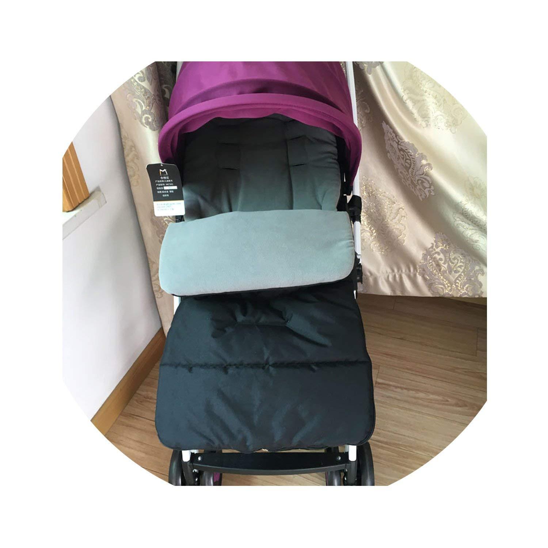 SP WHY 1pc/lot Winter Autumn Baby Infant Warm Sleeping Bag Baby Stroller Sleeping Bag Waterproof,Grey,6M