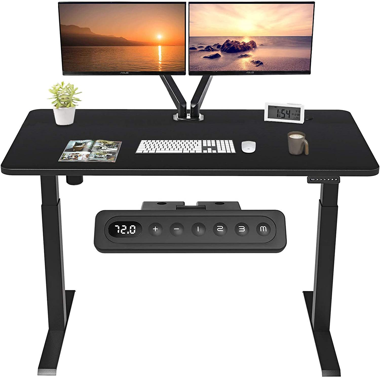 MAIDeSITe Electric Standing Desk Adjustable Height