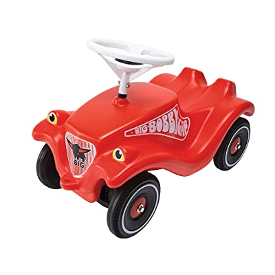 BIG Bobby Car Classic Ride-On Vehicle: Toys & Games
