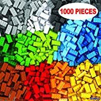Dimple DC13992 1000-Piece Set Multi-Colored Stacking...