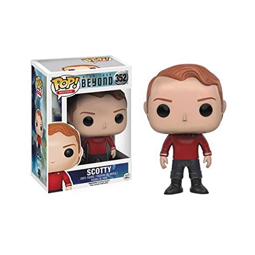 Star Trek Beyond Funko Pop Vinyl Figure Scotty