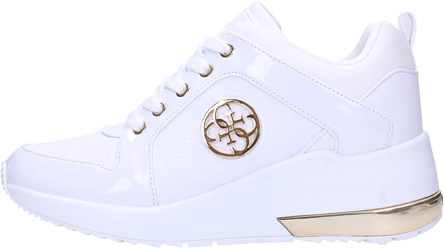 Guess Fl6jryele12 Sneakers Mujer