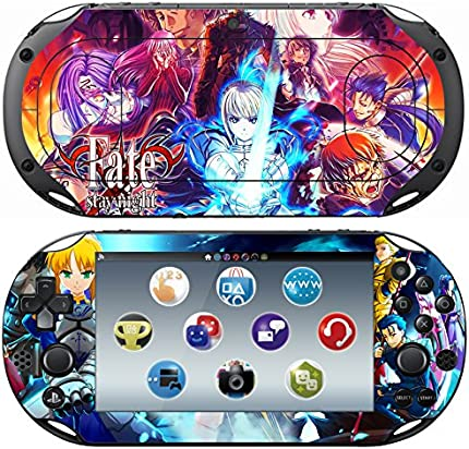 Vanknight Vinyl Decal Skin Stickers Cover for Playstation Vita 2000 PS Vita 2000 PSV 2000 PCH-2000 Skin