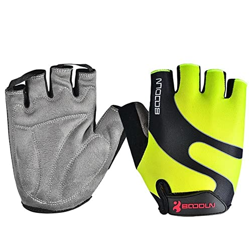 Half-Finger Bicycle Riding Bike Gloves B-001