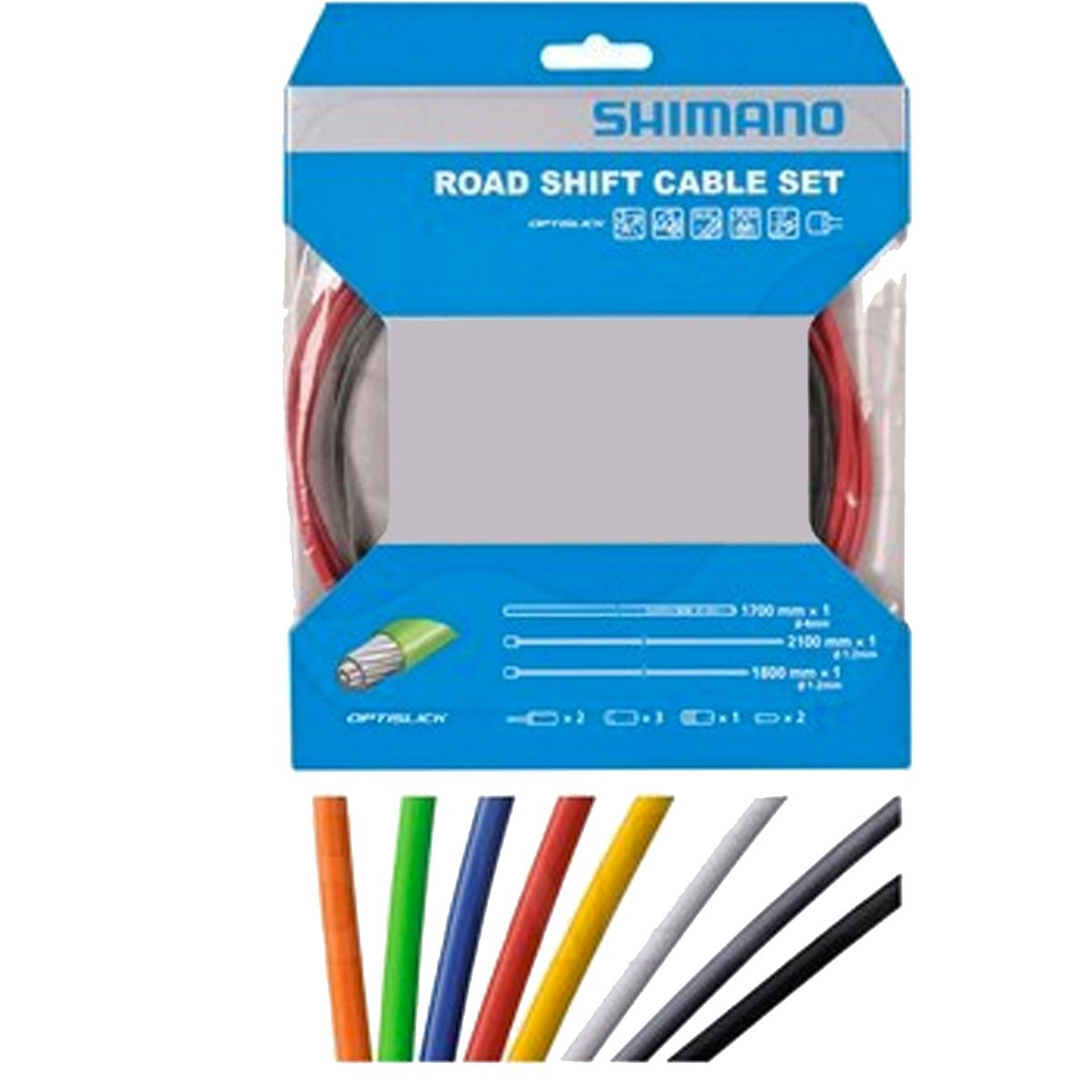 Shimano Optislik Road Bicycle Shift Cable Set