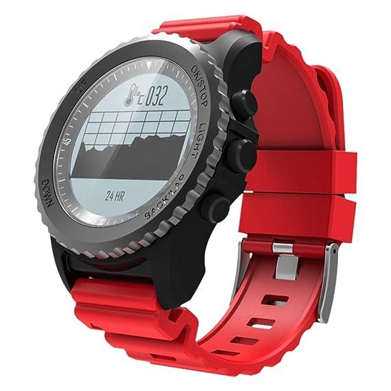 S968 Monitor de Ritmo cardíaco Deporte Impermeable Tarjeta ...