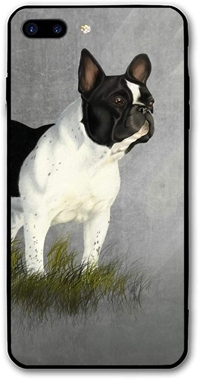 coque iphone 7 bouledogue francais