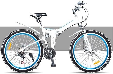 WJSW Bicicleta de montaña con Ruedas de 26