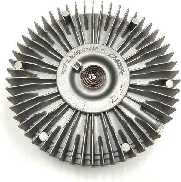 OAW 12-F2835 Reverse Rotation Fan Clutch for 94-97 Ford 7.3L Powerstroke Diesel
