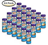 PACK OF 24 - Pounce: Moist Caribbean Catch W/Real Tuna Cat Treats, 6.50 oz