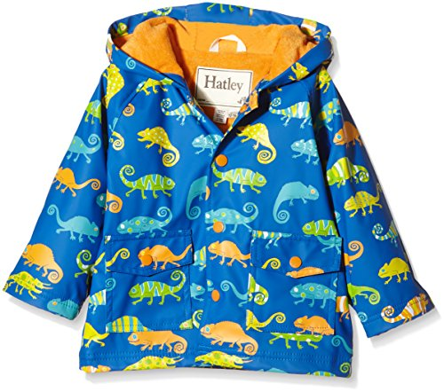 Hatley Crazy Chameleons Infant Raincoat