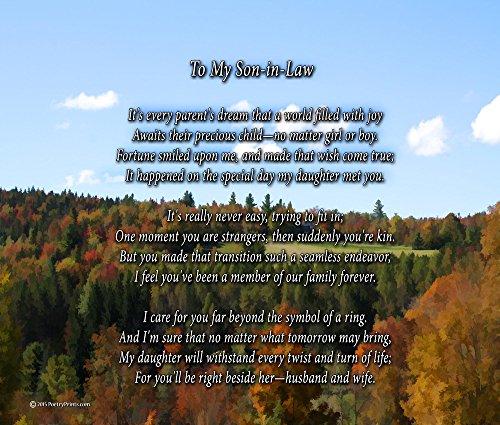 Best poem to my son list