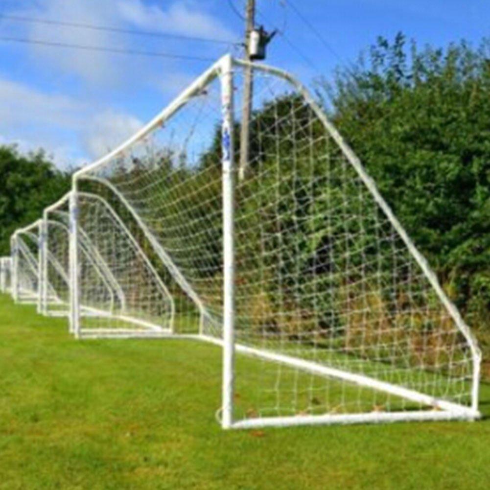 3.6 * 1.8m,Enth/ält nur Netzseil AZITEKE Fu/ßball Tornetz Ersatz Tragbares Fu/ßball Netze Garten Outdoor Training
