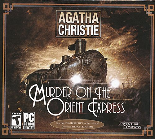 Agatha Christie : Murder on the Orient Express - - Outlets Express