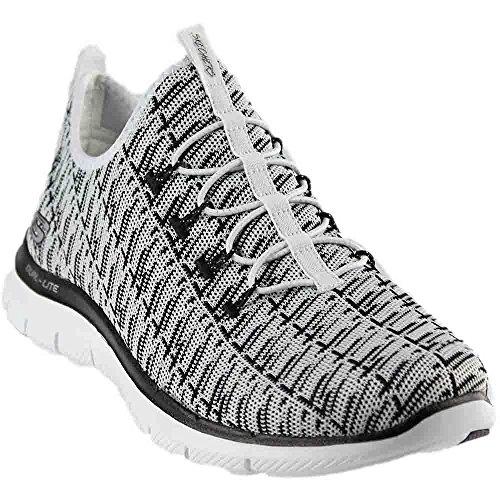 Skechers Women's Flex Appeal 2.0 Insight Sneaker Black;white pick a best cheap price sale cheap eTogovrN