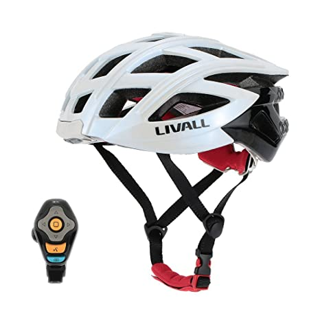 Docooler Casco Ciclismo de Seguridad, con LED indicadora de ...
