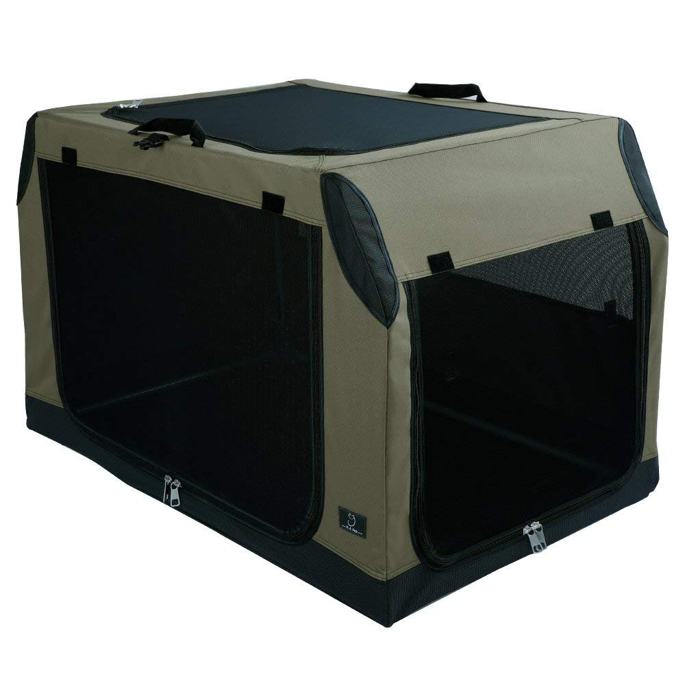 Green 0 Green 0 A4Pet 24  Small Dog Crate for Dog up to 30 pounds