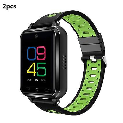 ZUKN 4G Smartwatch Bluetooth IP67 Impermeable Rastreador de ...