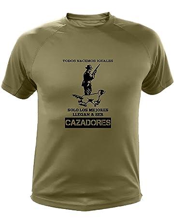 Camisas y camisetas de caza para hombre  cf27946912905
