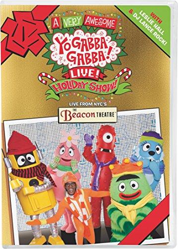 Yo Gabba Gabba: Very Awesome Ygg Live Holiday Show -