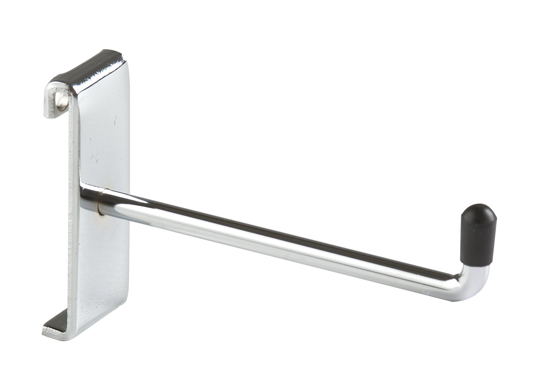 Econoco Commercial Hook for Earring Grid Panel, 4'' (Pack of 100)