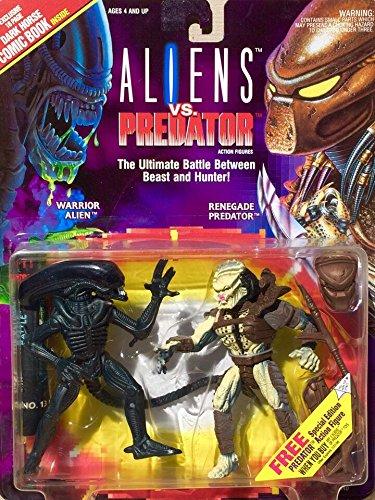 Aliens VS Predator Deluxe Action Figure - Set Figure Predator