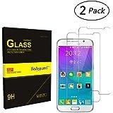 Pellicola Protettiva per Samsung S6 , 2-Pack Bodyguard vetro per schermo trasparente Atic vetro carri armati per Samsung Galaxy S6 (99% HD Ultra Trasparente)