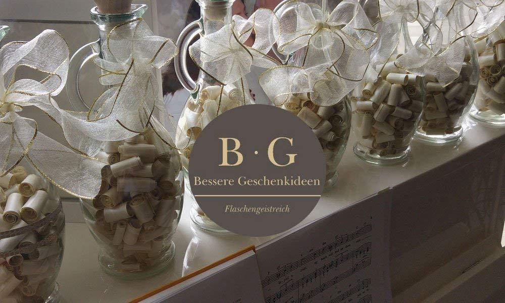 Geldgeschenke Kreativ Und Originell Verpacken Grosse Flasche Mit
