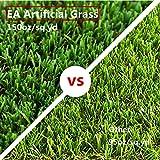 Efivs Arts Artificial Grass Lawn Turf 6.5 x 8 Feet