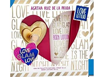 LOVE GLAM LOVE AGATHA RUIZ DE LA PRADA PACK-2: Amazon.es ...