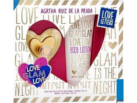 LOVE GLAM LOVE AGATHA RUIZ DE LA PRADA PACK-2: Amazon.es ...