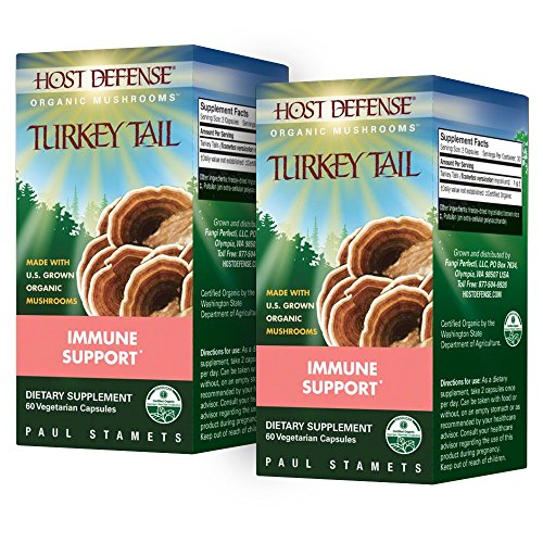 Perfecti Host Defense Turkey Capsules product image