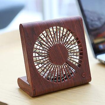 TDCQQ Ventilador de Escritorio para conectar, es Decir, con la PC ...