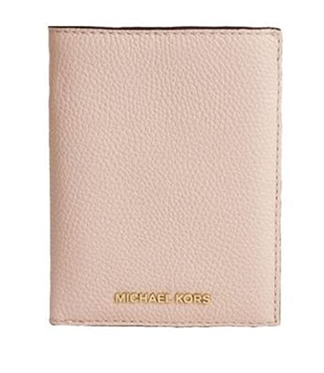 8cc86e34b8bd Michael Kors Mercer Passport Wallet 32H6GM9T1L-187: Amazon.ca: Shoes &  Handbags