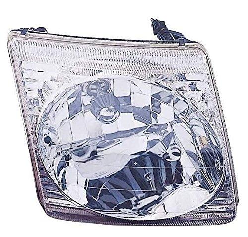 Explorer Sport Trac Headlamp Headlight - 5