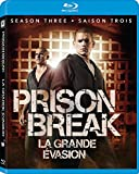 Prison Break Season 3 (Bilingual) [Blu-ray]