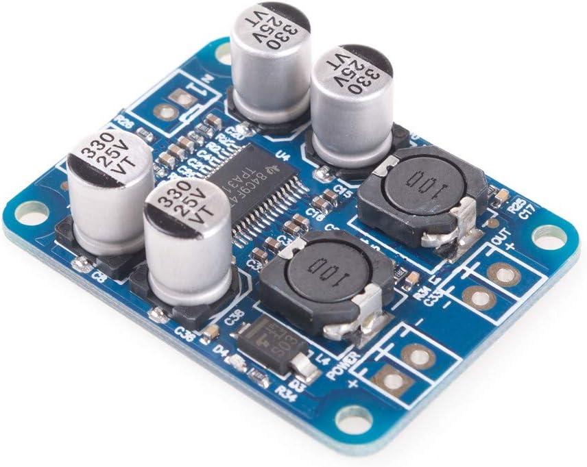 ANGEEK TPA3118 PBTL 1x60W Mono Digital Audio Amplificador Placa Amp Power Module para Arduino