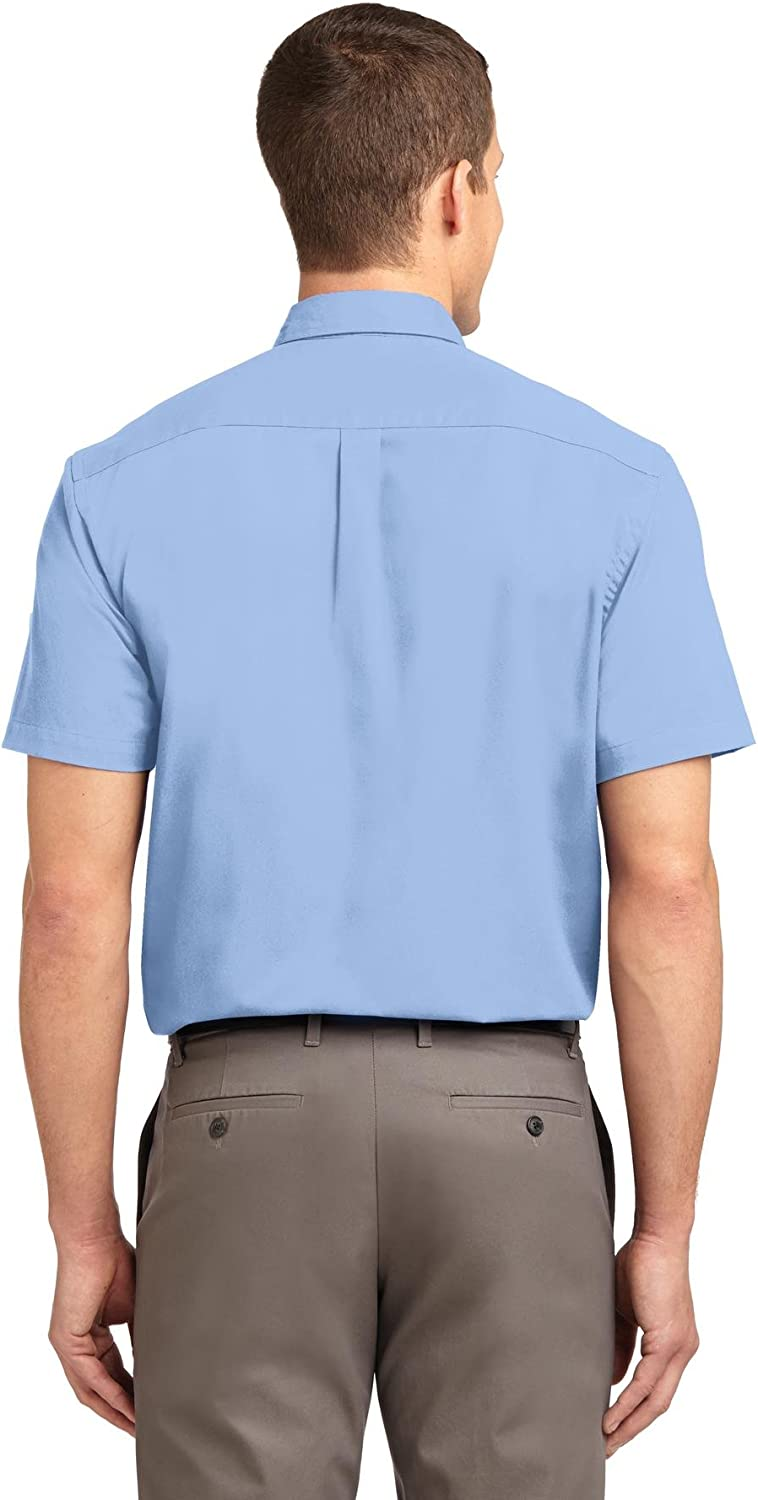S508-simple Port Authority; Short Sleeve Easy Care Shirt