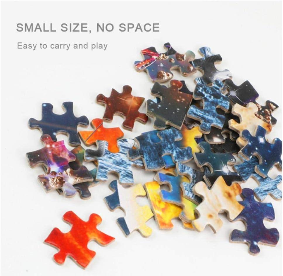 FACQ Adultos Puzzle 1000 Piezas Niños Desafío Educativo Rompecabezas Juguetes Niño Juguete De Aprendizaje Temprano Regalo EIN