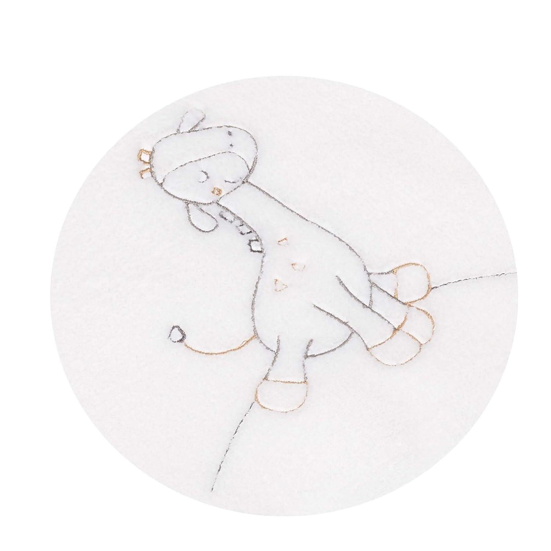 Sauthon Couverture b/éb/é 75 x 100 cm Kenza