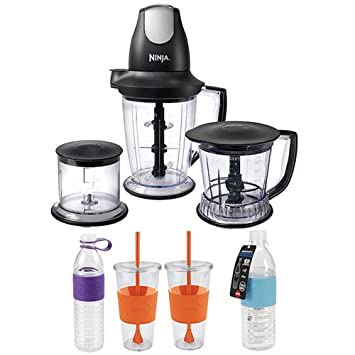 Ninja (qb1004) Master Prep Pro de comida y bebida mezclador ...