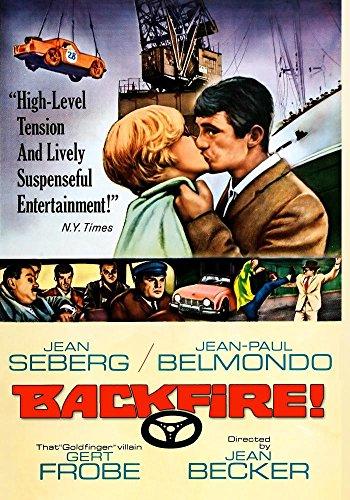 Backfire (1964) (Widescreen) (Restored Number)